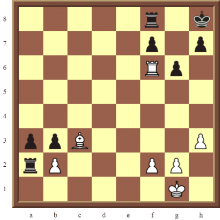 White checkmates in 4 moves