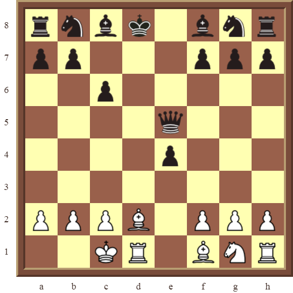 CHAPTER 6 DOUBLE CHECKS – Diagram 159: White checkmates in 2 moves!