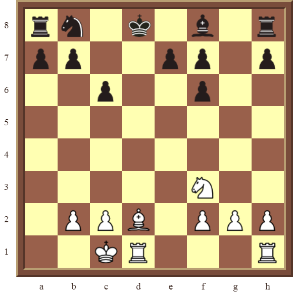 CHAPTER 6 DOUBLE CHECKS – Diagram 177: White checkmates in 2 moves!