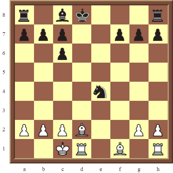 CHAPTER 6 DOUBLE CHECKS – Diagram 179: White checkmates in 2 moves!