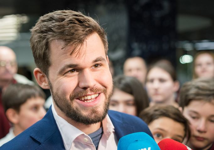 2020 March - Magnus Carlsen is the #1 chess player in the world