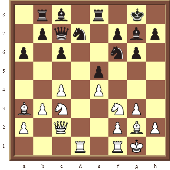 CHAPTER 8 SKEWERS – Diagram 229  – White wins a black Rook for a Bishop in 2 moves.