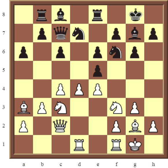 CHAPTER 8 SKEWERS – Diagram 230  – White wins a black Rook for a Bishop in 3 moves.
