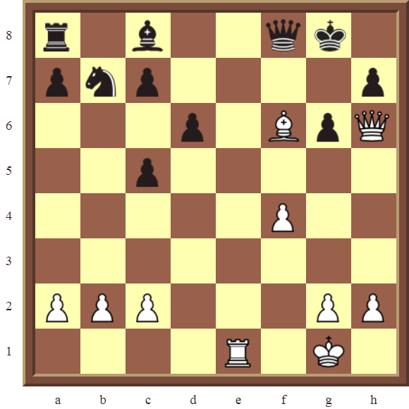 CHAPTER 11 REMOVING THE GUARD – Diagram 338 – White checkmates in 2 moves!