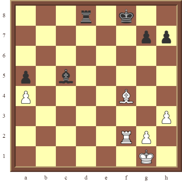 CHAPTER 14 QUIZZES & NAME THE TACTICS INTRODUCTION: Diagram 404 – White wins the black Bishop in 2 moves using what Tactics?!