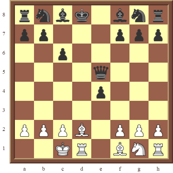 CHAPTER 14 QUIZZES & NAME THE TACTICS: Diagram 414 – White checkmates in 2 moves.