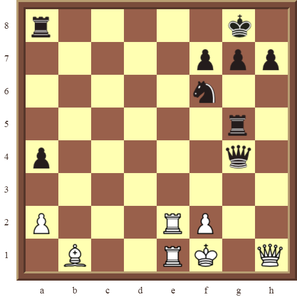 White checkmate in 3 moves