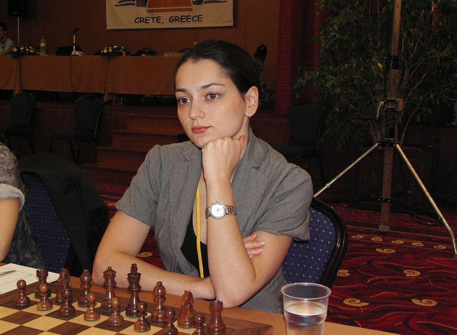 Alexandra Kosteniuk 2007