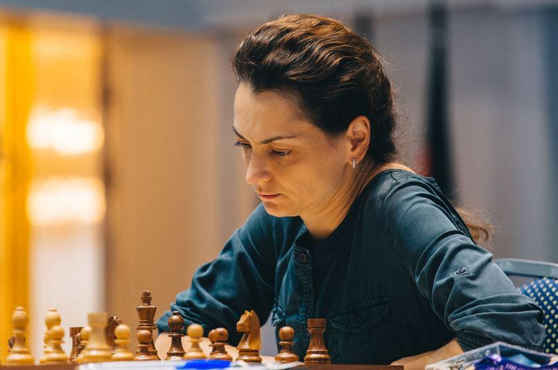 Alexandra Kosteniuk 2021 FIDE Chess World Cup