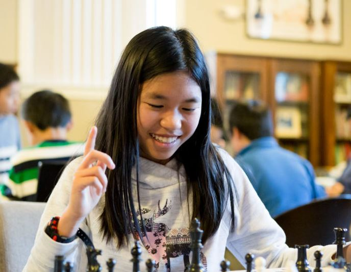 Carissa Yip International Chess Master Title!