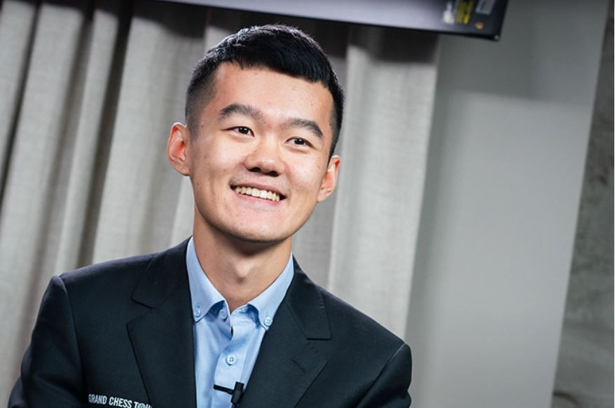 China's Ding Liren defeats USA's Fabiano Caruana in Round 3 at 2020 World Chess Candidates Tournament
