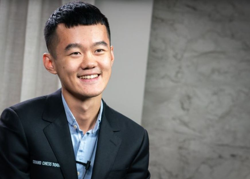 China's Ding Liren Crushes World Chess Champion Magnus Carlsen with a 2-move checkmate threat!