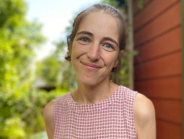 Elizabeth Spiegel portrait