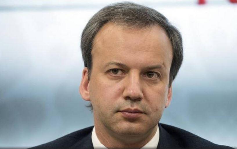 FIDE President Arkady Dvorkovich