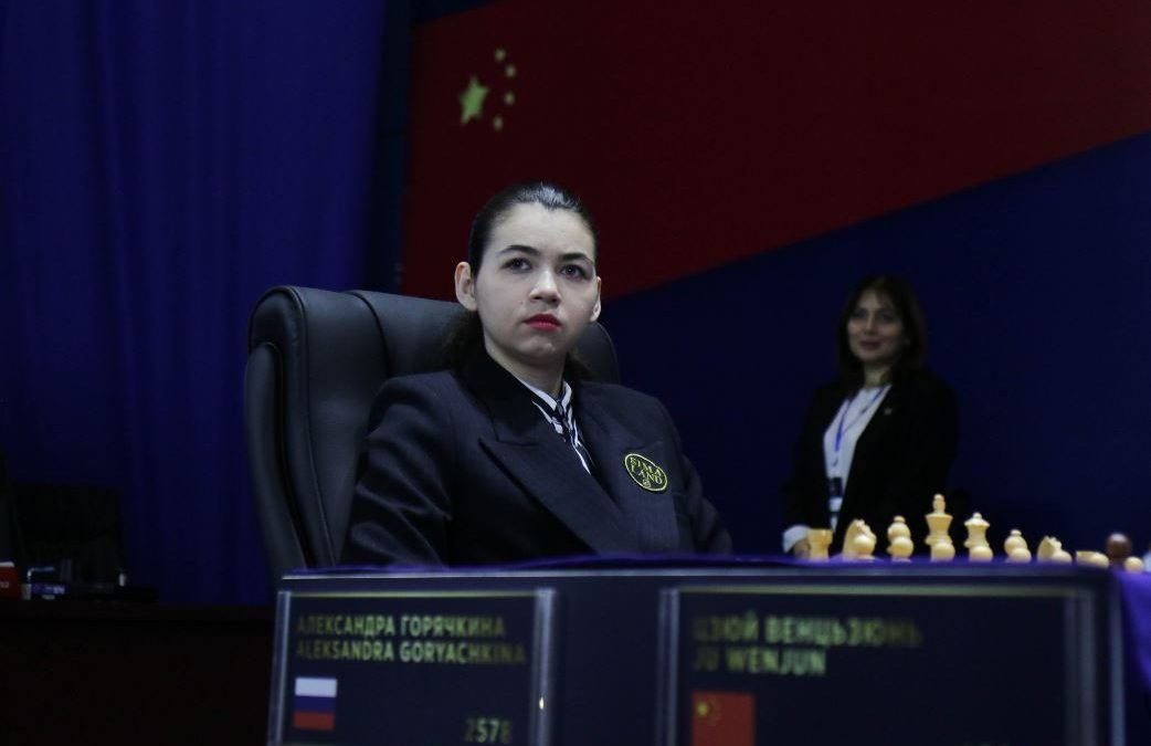 Game 12 – Russia's Aleksandra wins! Match Now Goes to Sudden Death Tiebreaks – 2020 Women's World Chess Championship!