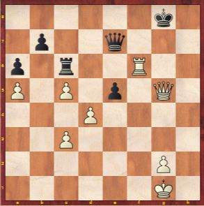 Game 12 Final position after move 40