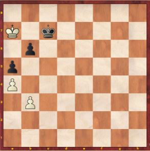 Game 7 Move 67 Kc7 a draw at the Women's World Chess Championship