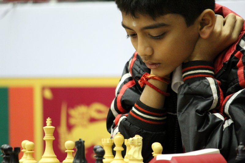 The World's Youngest Living Grandmaster – D. Gukesh!