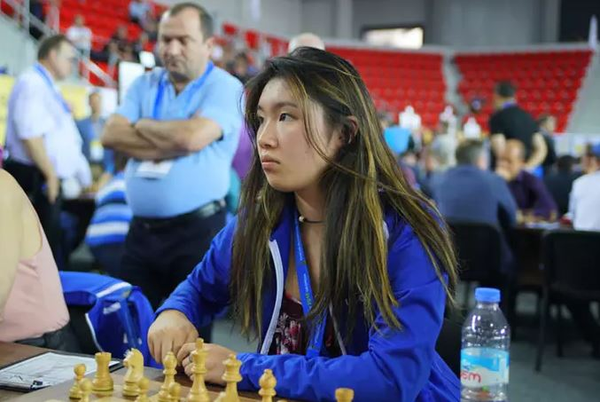 Jennifer Yu Wins 2019 U.S. Women's Chess Championship!