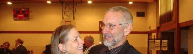 John Bain with wife LaVaun Bain