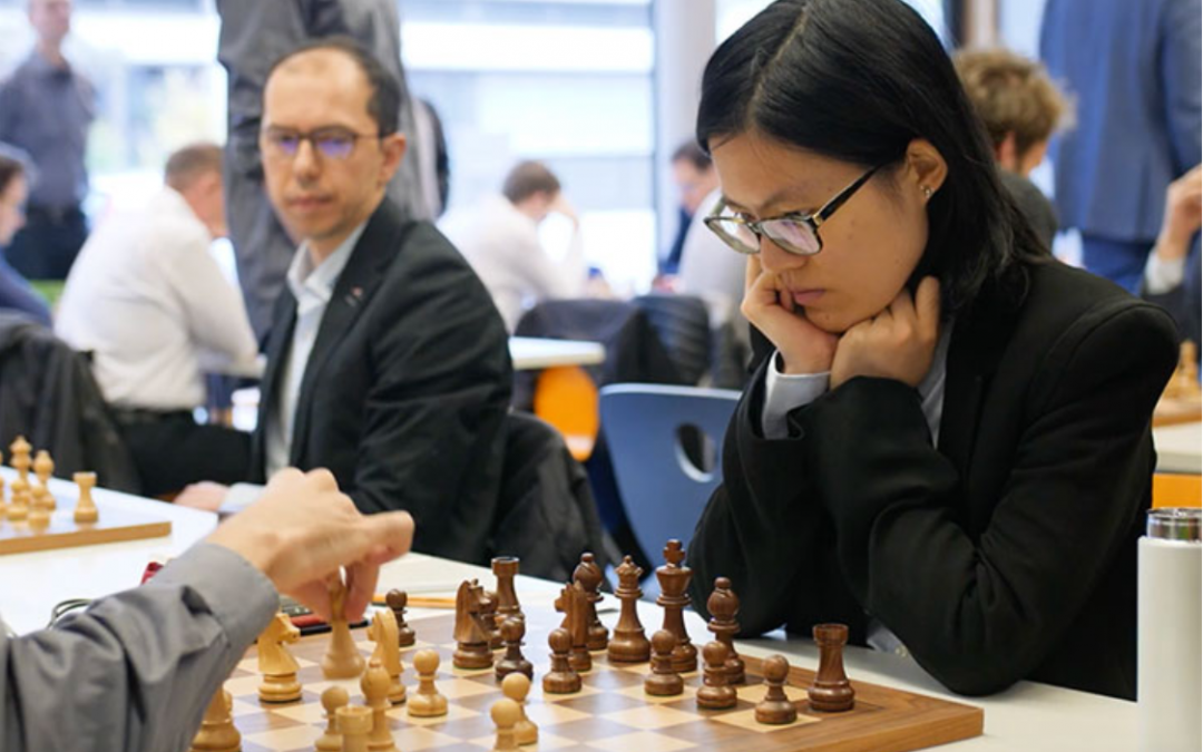December 2019 World Chess Ratings – #1 Rated Woman Chess Player in the World, China's Hou Yifan, returns & gains 5 rating points!