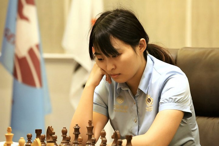Ju Wenjun, the Reigning Women's World Chess Champion, will defend title in January 2020!