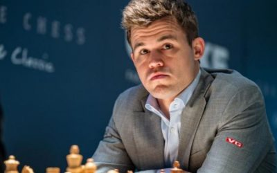 The Top Rated Chess Players in the World! – May 2019