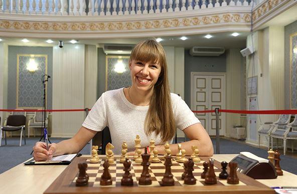 Olga Girya 2019 Russia Women Championship