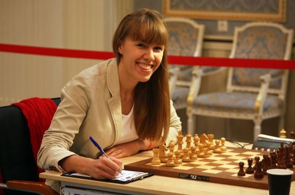 Olga Girya Wins 2019 Russsia's Women's Chess Championship in Sudden Death Armageddon Tie-Break Game! See Standings below… >