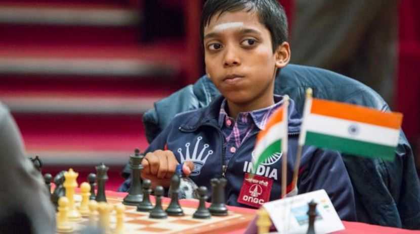 "13-Year-Old Grandmaster ""Praggu"" Wins Major Tournament UNDEFEATED – 2019 Copenhagen Open! See results below…"