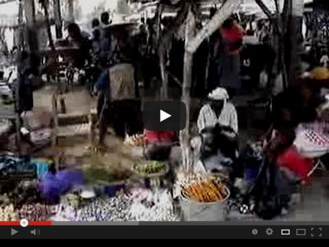 Saturday Market Day in Pignon, Haiti!