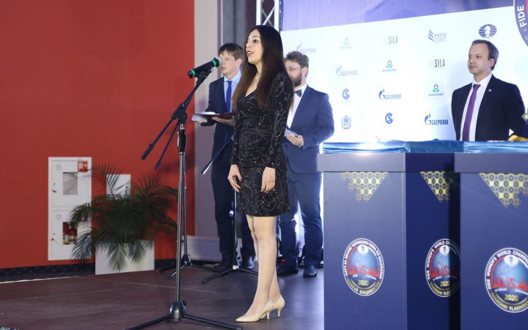 Shohreh Bayat fears returning to her home country after 2020 Women's World Chess Championship
