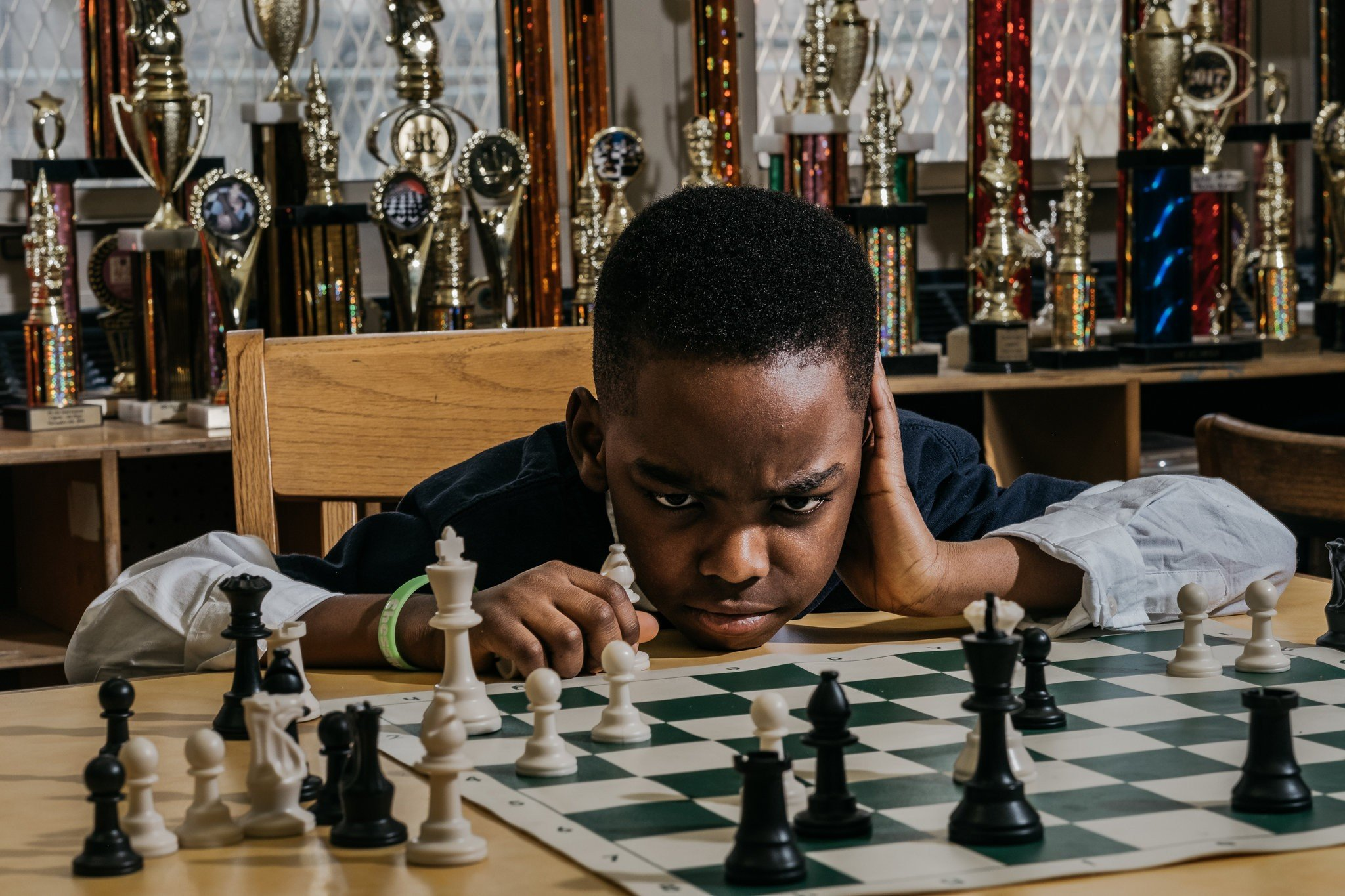 Teaching Chess the Easy and Fun Way with Mini-Games