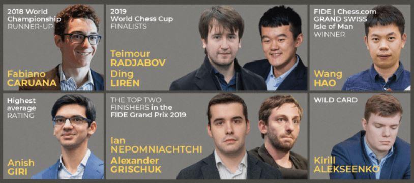 Who Will Challenge World Chess Champion Magnus Carlsen? World Chess Candidates Tournament Begins…