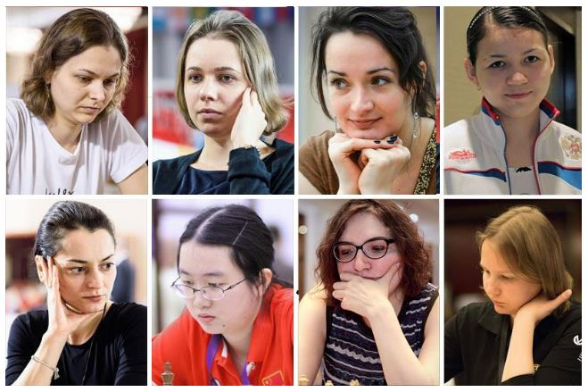 Top 8 Woman in the World at the Candidates Tournament.