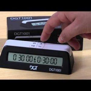 DGT 1001 Digital Chess Clock