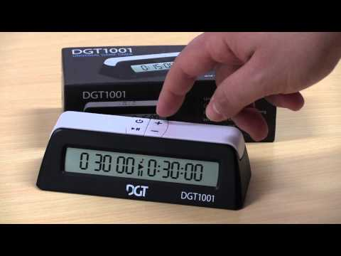 DGT 1001 Digital Chess Clock