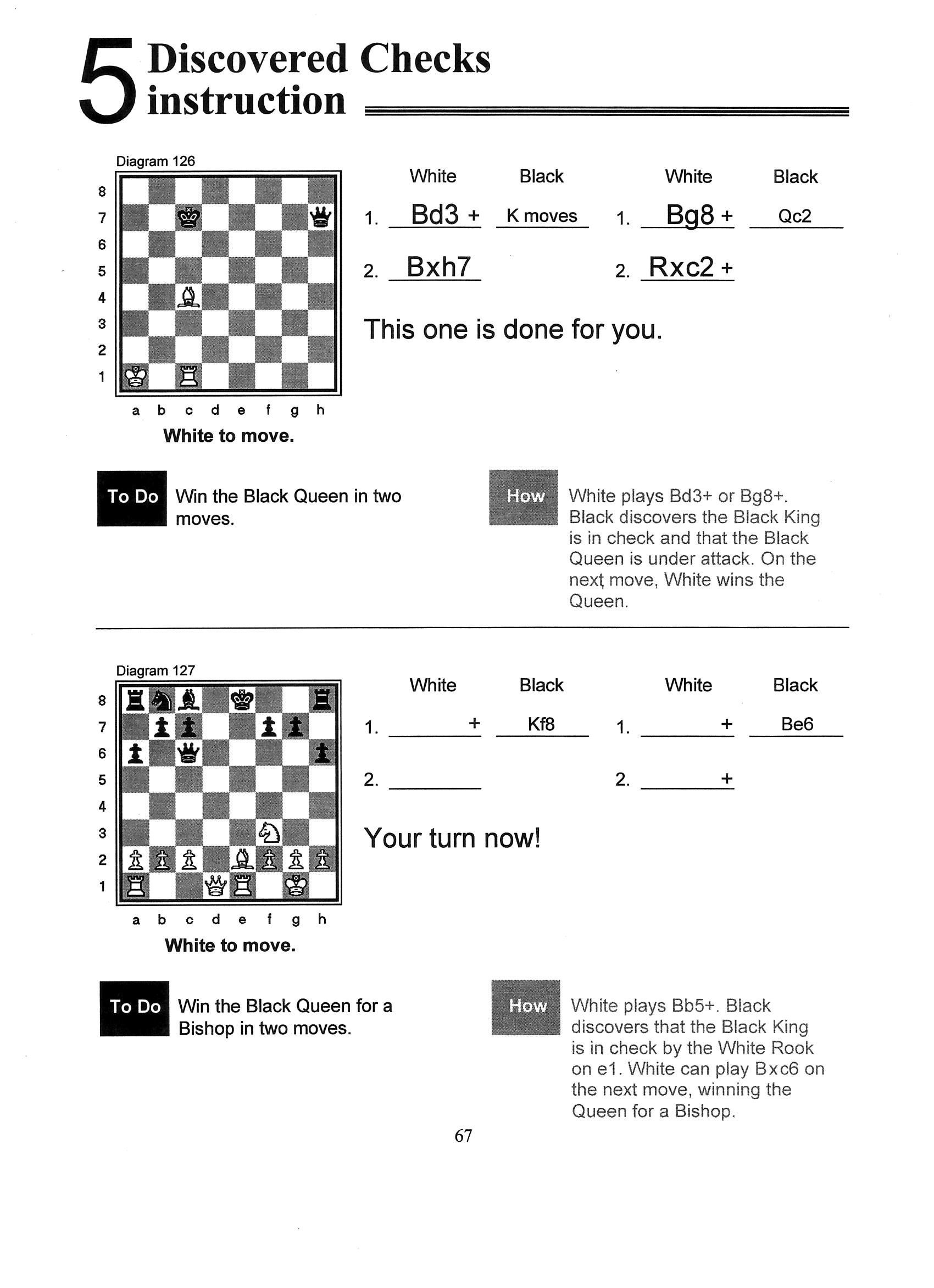 Chess Tactics for Students - ON SALE NOW!